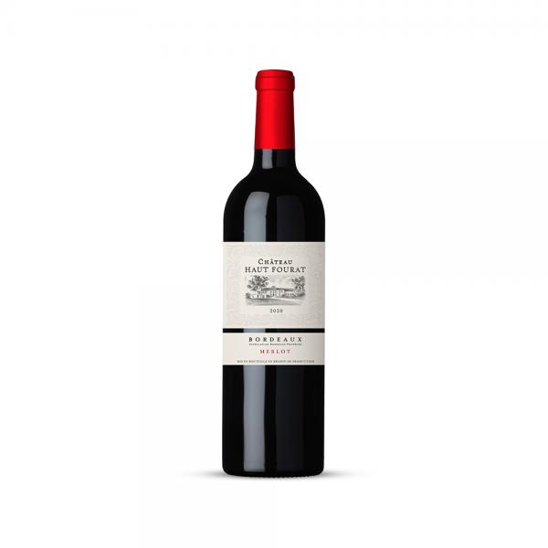 שאטו הוט פורה – יין אדום יבש בורדו ( כשר )