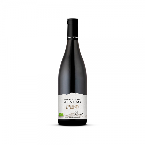 """דומיין דו זונאקס יין אדום יבש לנזאק 750 מ""""ל"""