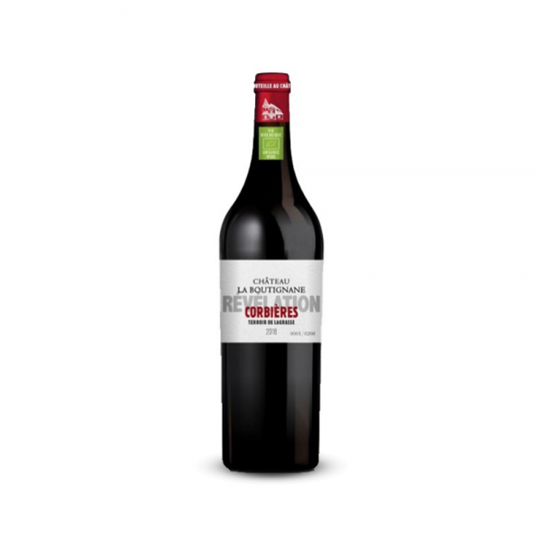 """שאטו לה בוטיניאן רבלסיון יין אדום יבש קורבייה 750 מ""""ל"""