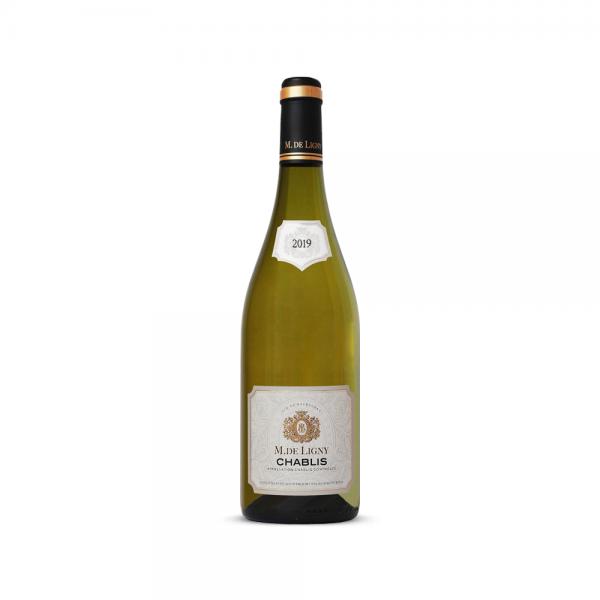 מ.דה ליני יין לבן יבש – בורגון שרדונה (כשר)
